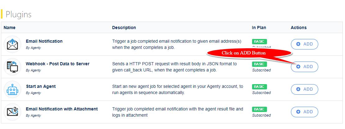 Agenty Zapier integration image 6