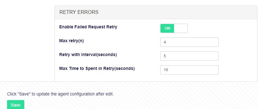 fail retry in web scraping
