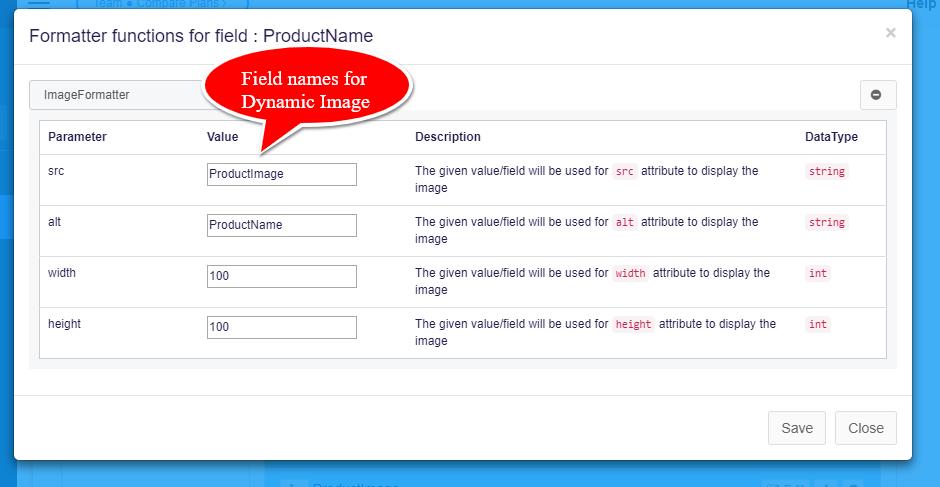image dynamic