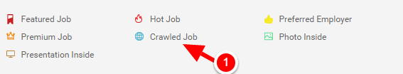 jobs scraping sites